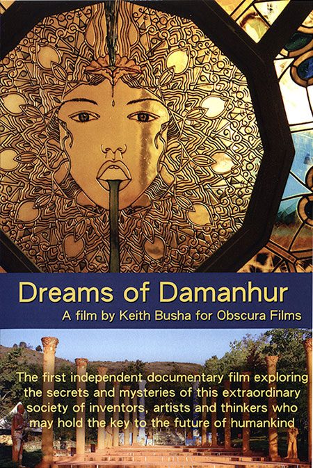 Dreams of Damanhur DVD cover