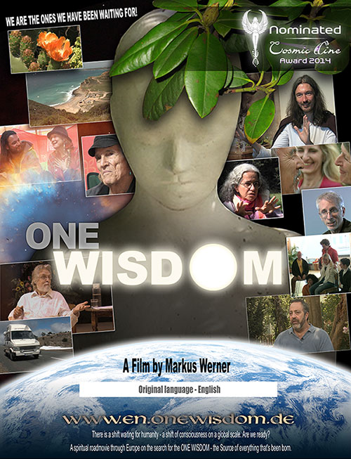 One Wisdom movie Poster