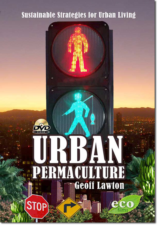 Urban Permaculture DVD cover