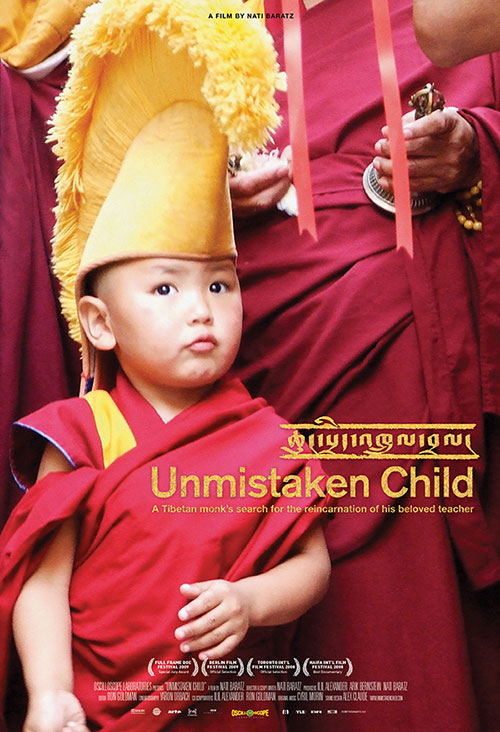 Unmistaken Child DVD Poster Image