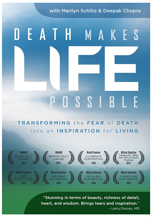 Death Makes Life Possible DVD Poster Image