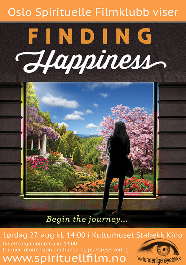 Finding Happiness cover DVD Image