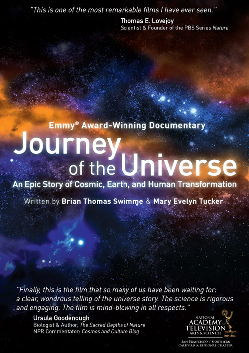 Journey of the Universe cover DVD Image