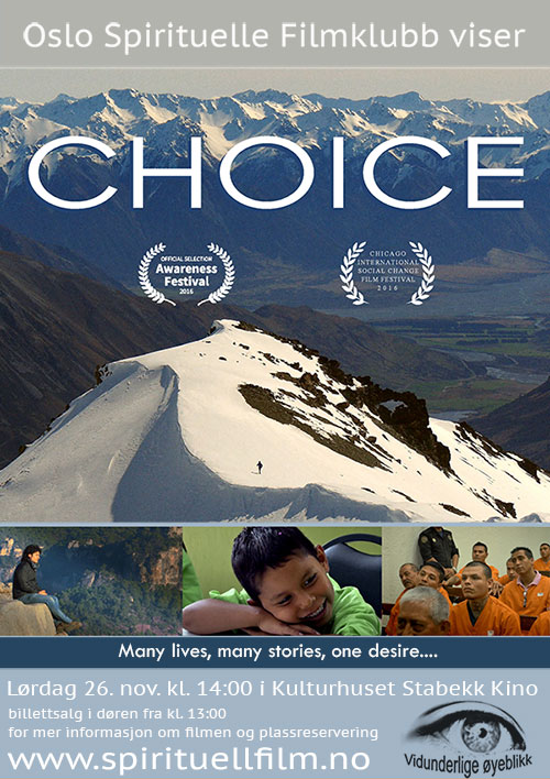 Choice cover DVD Image