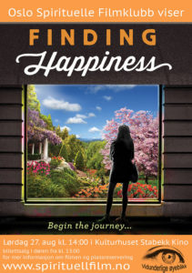 Finding Happiness Plakat