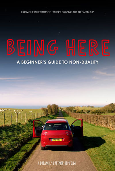 Being Here DVD Poster Image