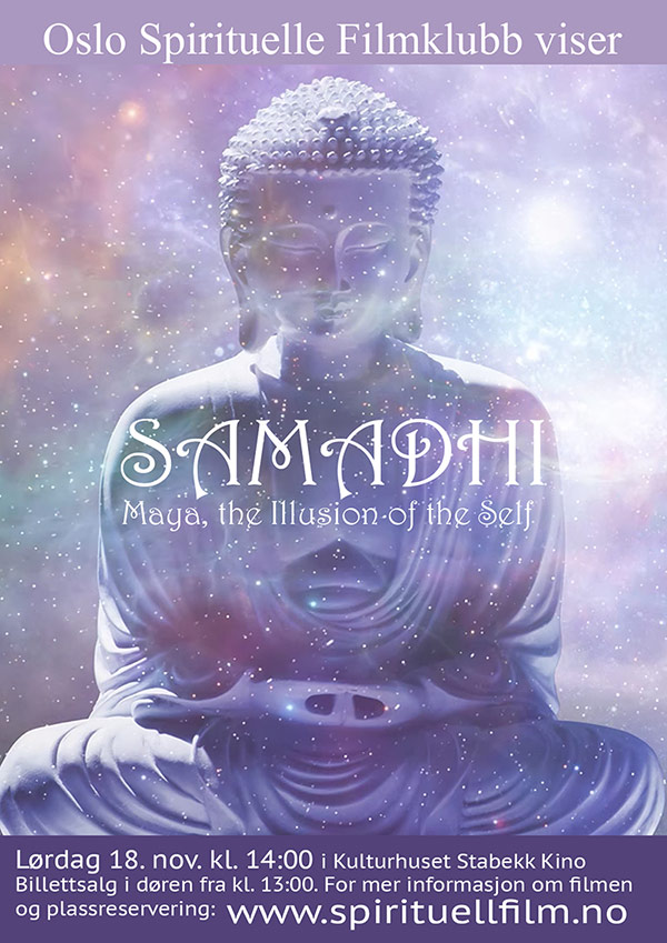 Samadhi DVD Poster Image