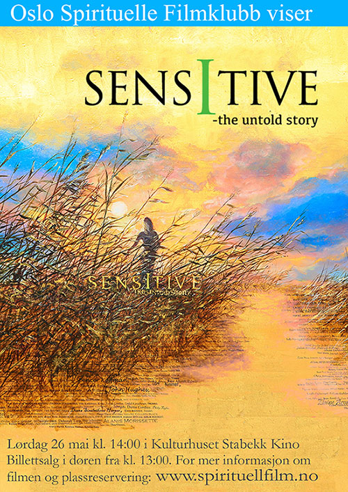 Sensitive - The Untold Story poster
