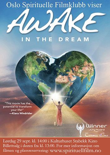 Awake in the Dream cover DVD Image