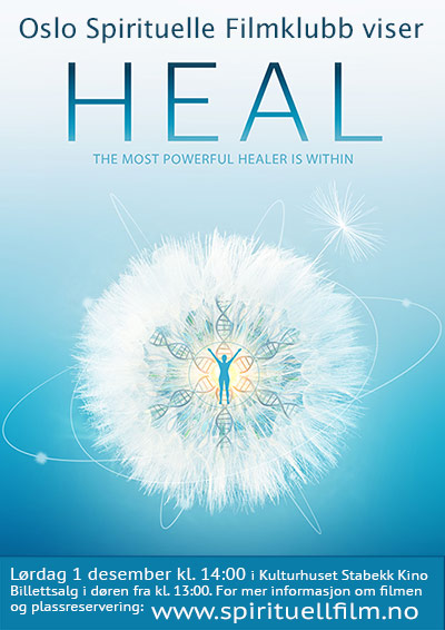 Heal cover DVD Image