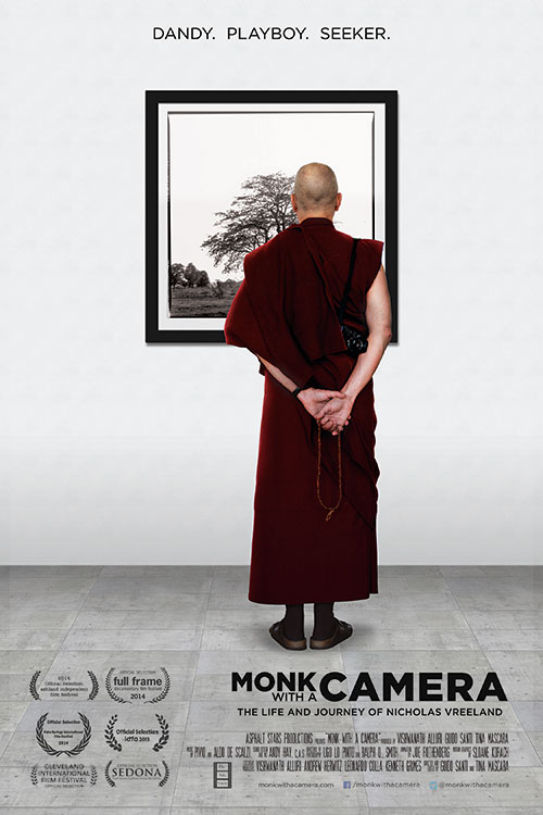 Monk with a Camera cover DVD Image