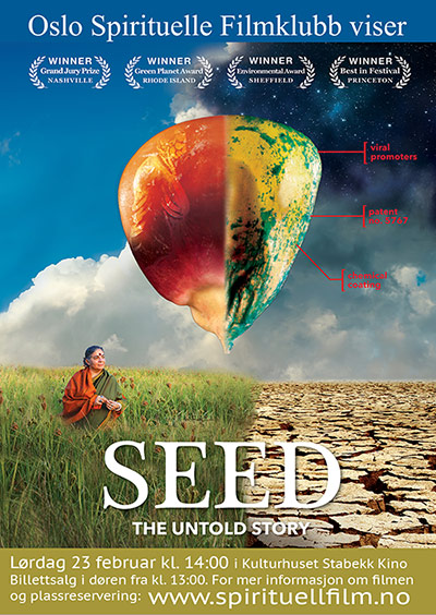 Seed: The Untold Story DVD Poster Image